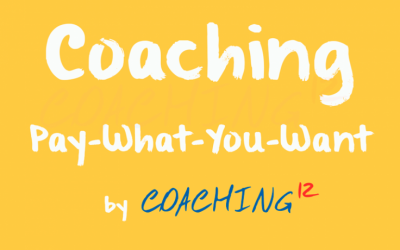 Coaching Pay What You Want